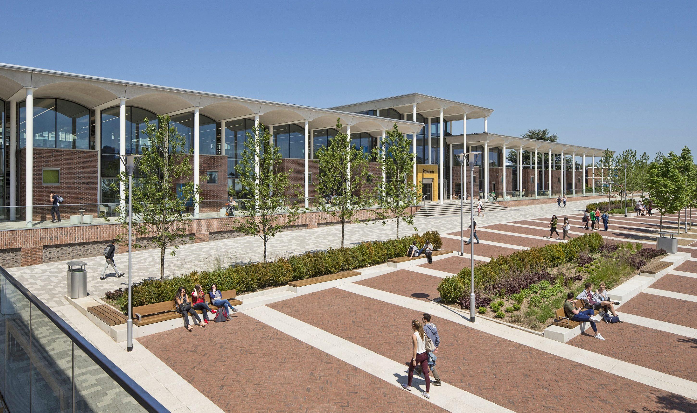 Nottingham Trent University, The Pavillion