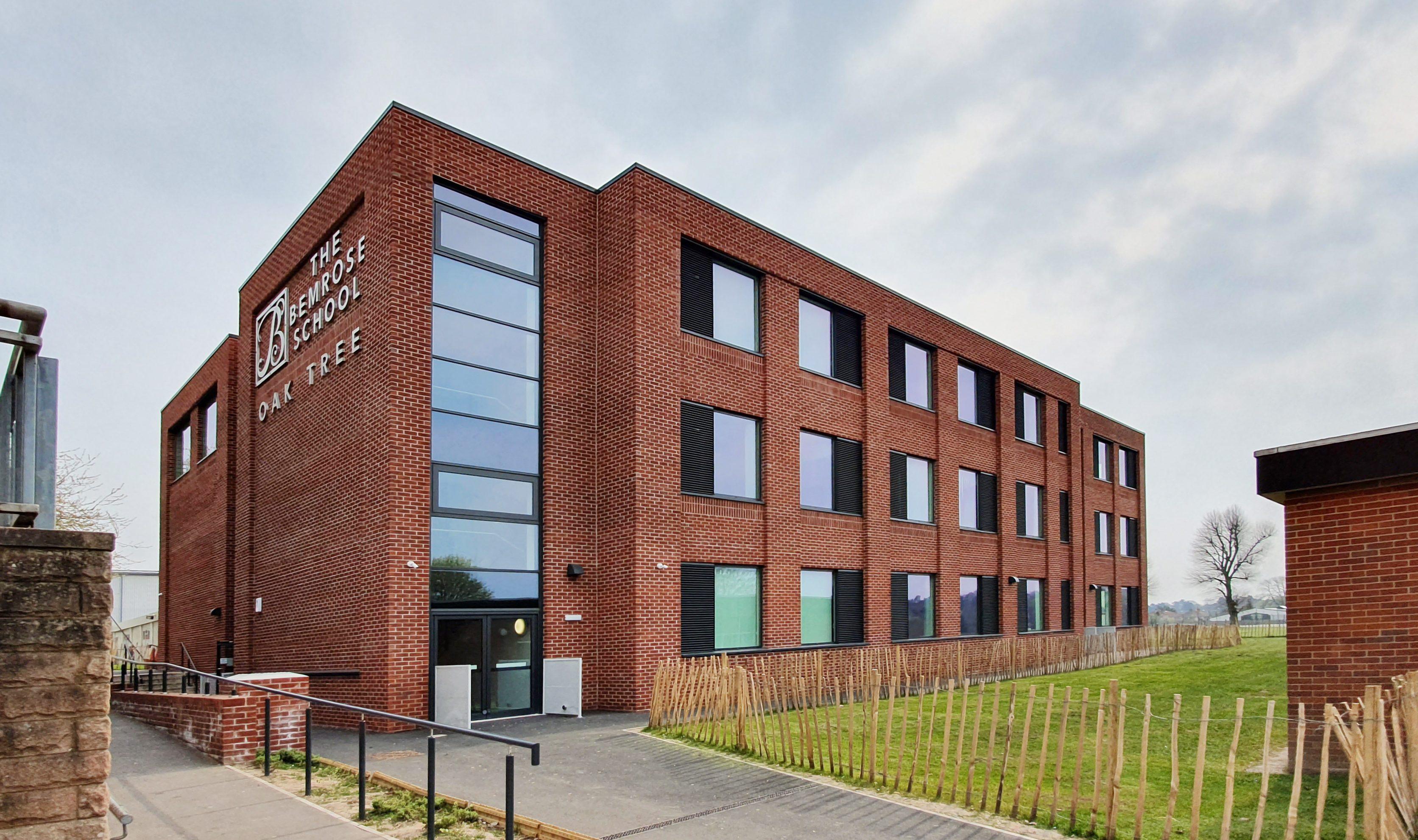 Bemrose School, Derby