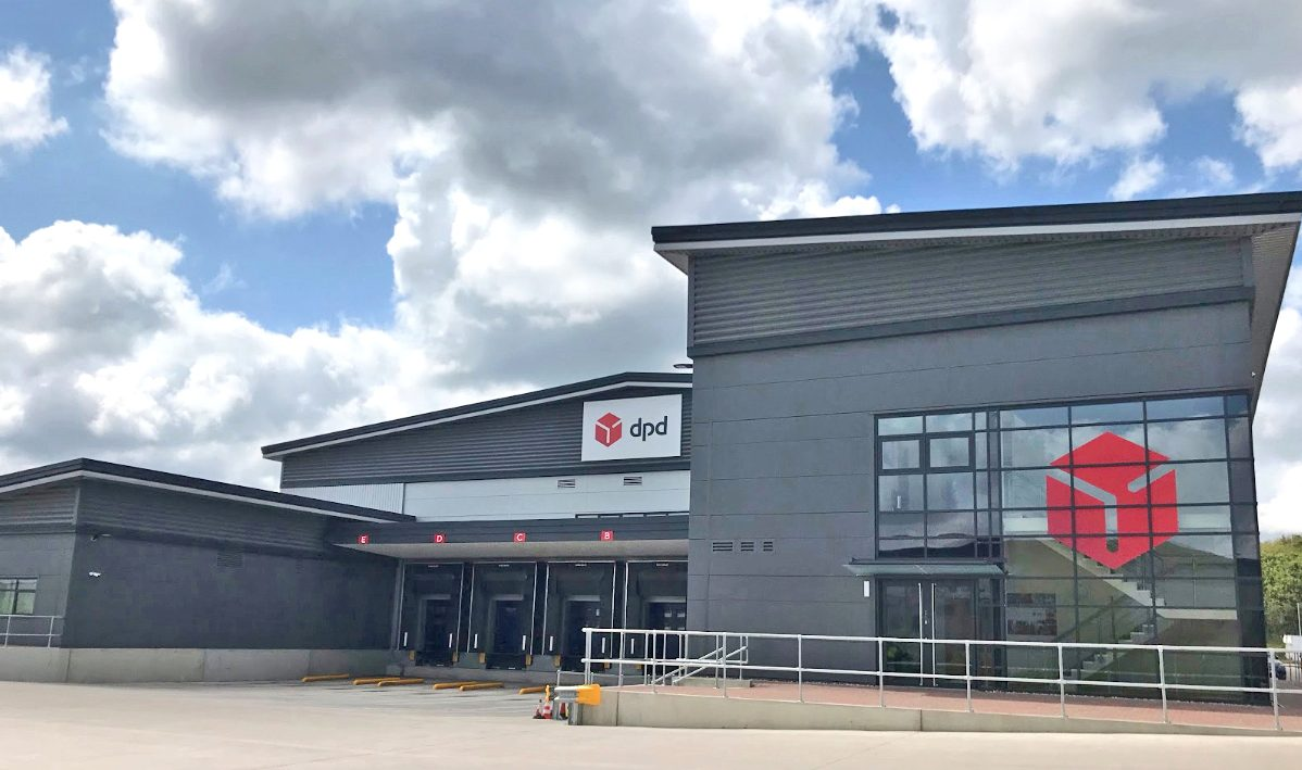 DPD Distribution, Nottingham