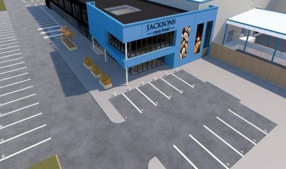 Jacksons Bakery – Corby