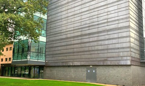Keele University, Central Science Laboratory