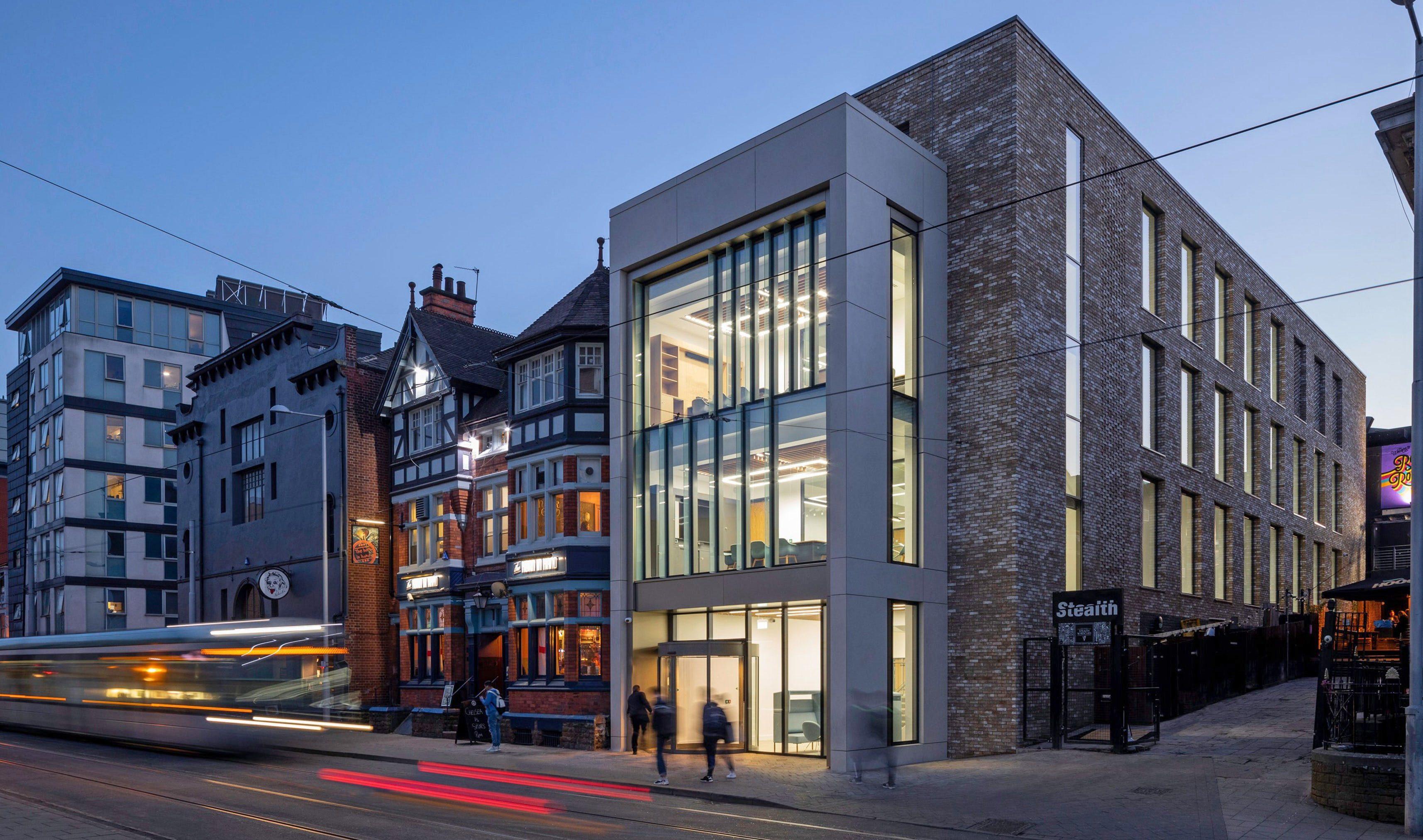 Nottingham Trent University, Goldsmith Street