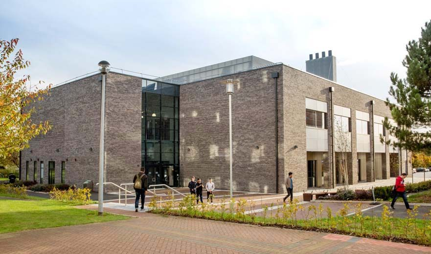 Nottingham Trent University – ISTEC Building