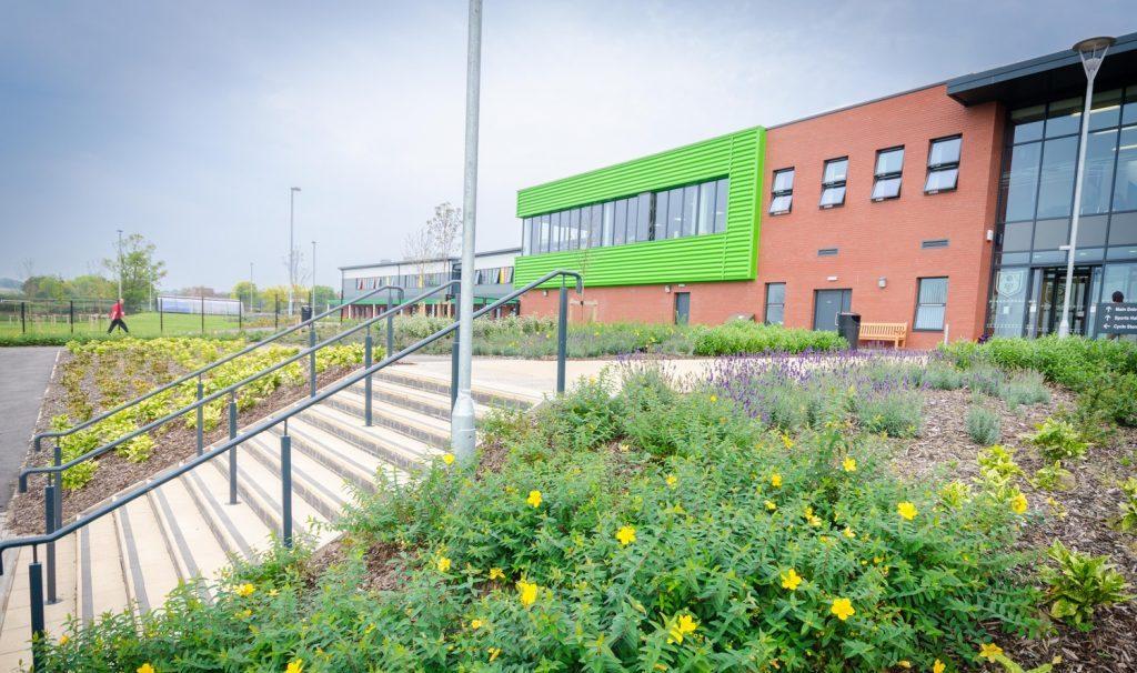 Tibshelf School