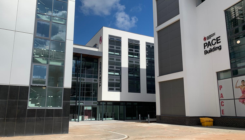 Hugh Aston building extension